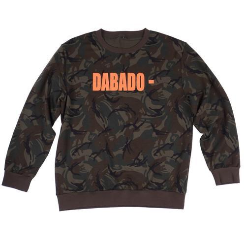 Dabado Camo Sweatshirt - Dabado Vaporizers