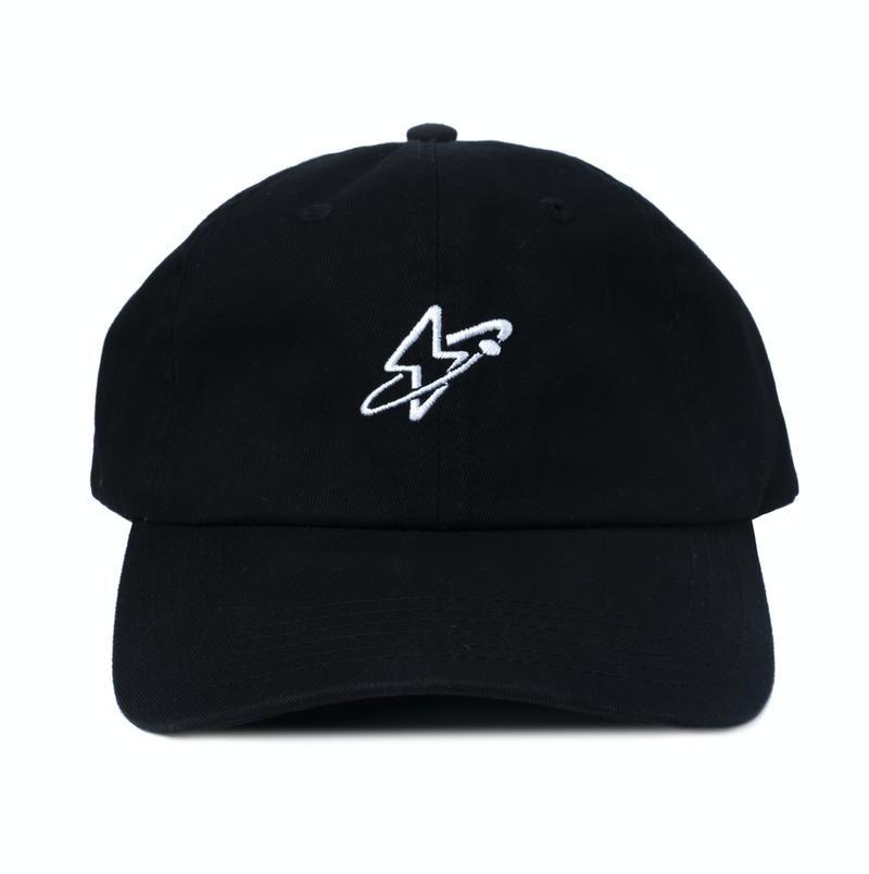 Dabado Dad Hat - Black - Dabado Vaporizers